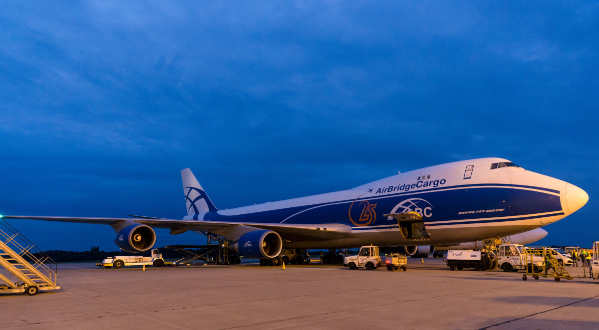 Airbridgecargo Airlines To Set Up Its European Hub At
