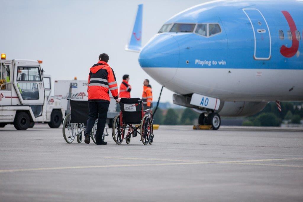 Assistance spéciale pour tout voyage à Liege Airport