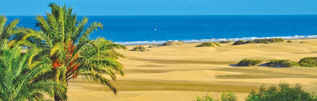 Réserver vos prochaines vacances à Gran Canaria avec Liege Airport