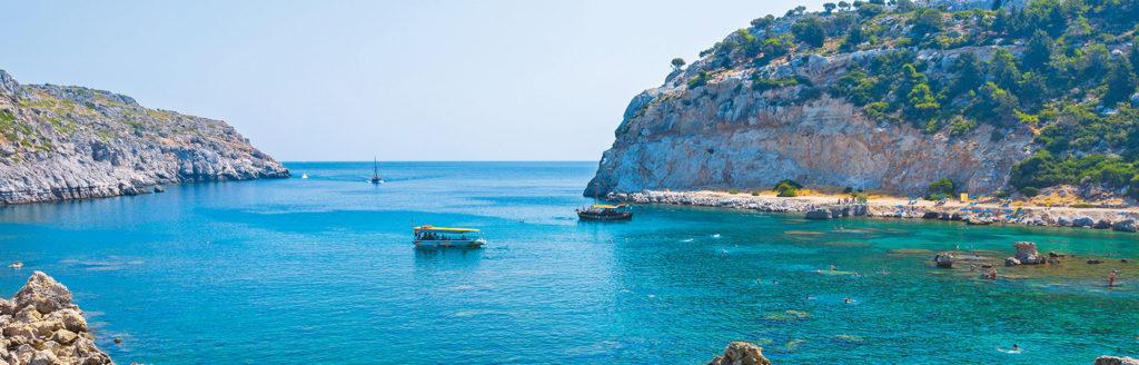 Réserver vos prochaines vacances à Rhodes avec Liege Airport