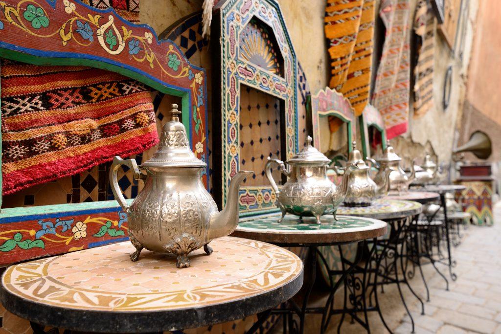 Destination Maroc à Liege Airport