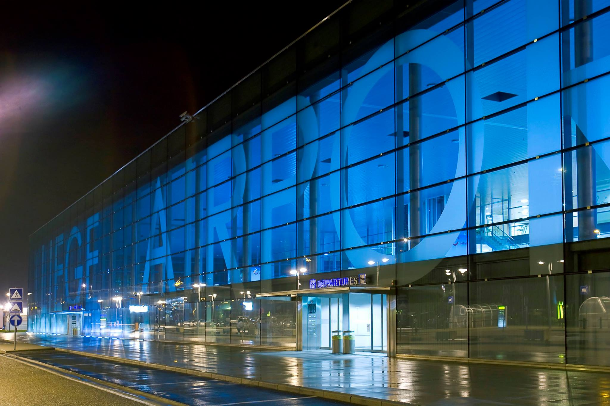 Terminal Liege Airport