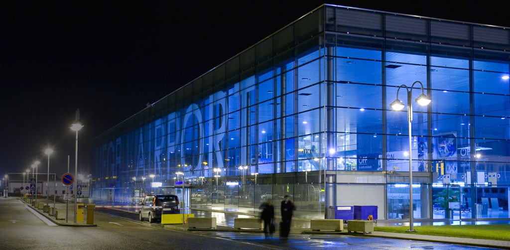 Liege Airport Accueil Passagers
